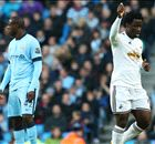 En vivo: Manchester City 1-1 Swansea
