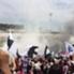 Banderas y cántinos inundaron el Monumental