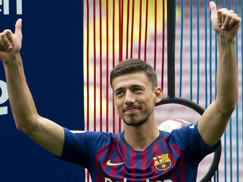 """Lenglet est venu au Barça """"pour gagner des titres"""""""