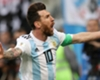 Argentina and Barcelona forward Lionel Messi