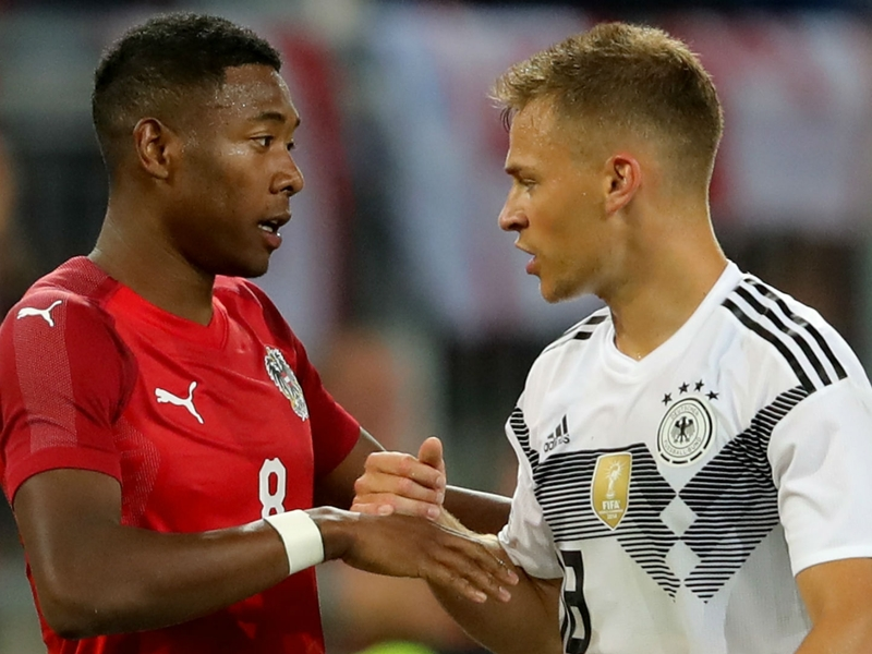 Germany's World Cup woe won't bother Bayern Munich, insists Alaba