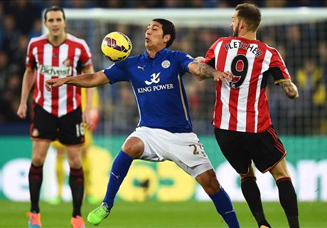 Player Ratings: Leicester 0-0 Sunderland
