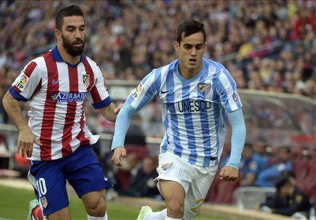 En vivo: Atlético de Madrid 2-0 Málaga