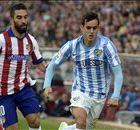 LIVE: Atletico Madrid 2-1 Malaga