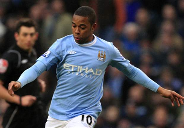 Official: Milan Sign Robinho From Manchester City