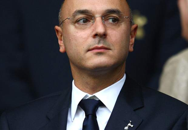 Tottenham chairman Daniel Levy tells disgruntled fans in email exchange: 'We do not have the resources of Manchester United and Barcelona'