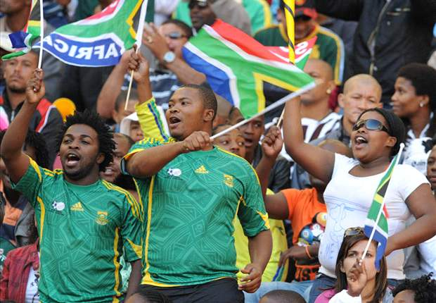 Bafana slip again in rankings