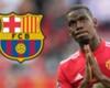 Barcelona, Paul Pogba'yla ilgilenmiyor