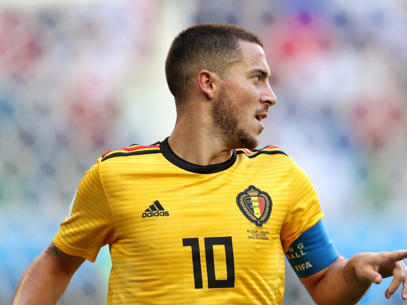 Belgium defeat England to finish third