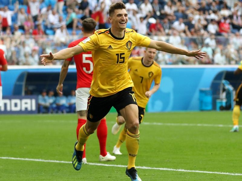 Belgium 2 England 0: Meunier, Hazard make history for Martinez's entertainers