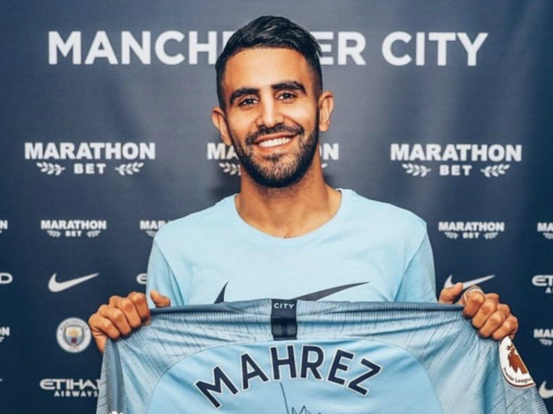 "Manchester City, Craig Bellamy : ""Pep Guardiola va rendre Riyad Mahrez encore meilleur"""