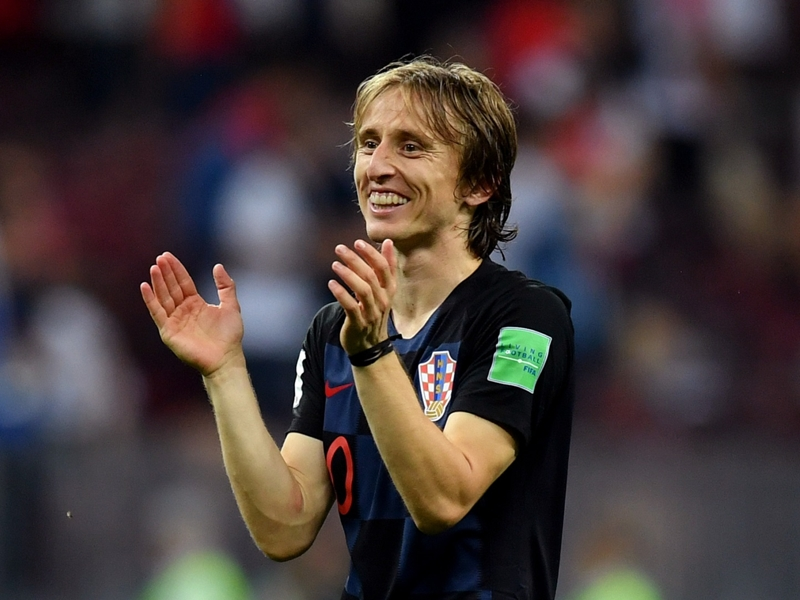 'Modric makes the World Cup look easy' - Kaka praises Croatia captain