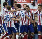 Live: Atletico Madrid 3-1 Malaga