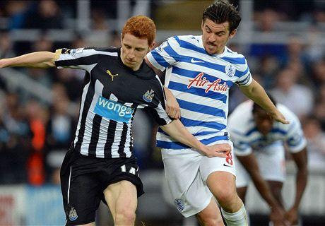Live: Newcastle 1-0 QPR