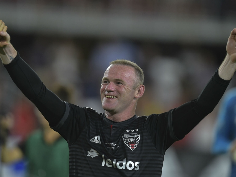 MLS Review: Rooney impresses on D.C. United debut, Galaxy storm back for late win