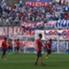 Jugadores realizan su último entrenamiento previo al duelo con Colo Colo