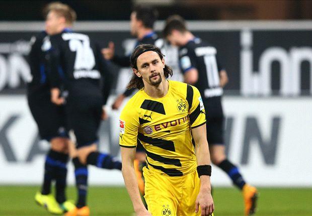 Enttäuscht: Dortmunds Neven Subotic