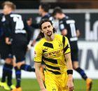 Match Report: Paderborn 2-2 Dortmund