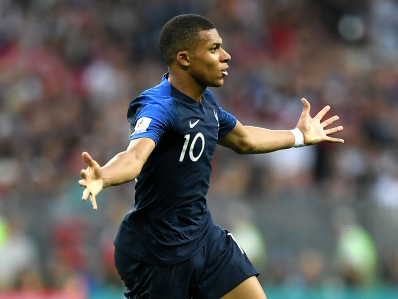 Win the World Cup twice? Deschamps tips Mbappe to do what Henry and Trezeguet couldn't