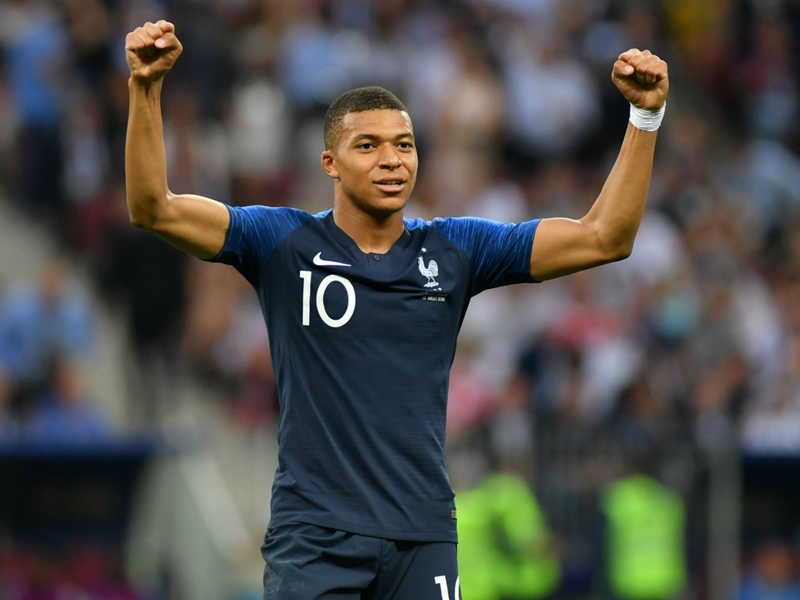 Pele welcomes Mbappe to exclusive club but threatens comeback to set more records