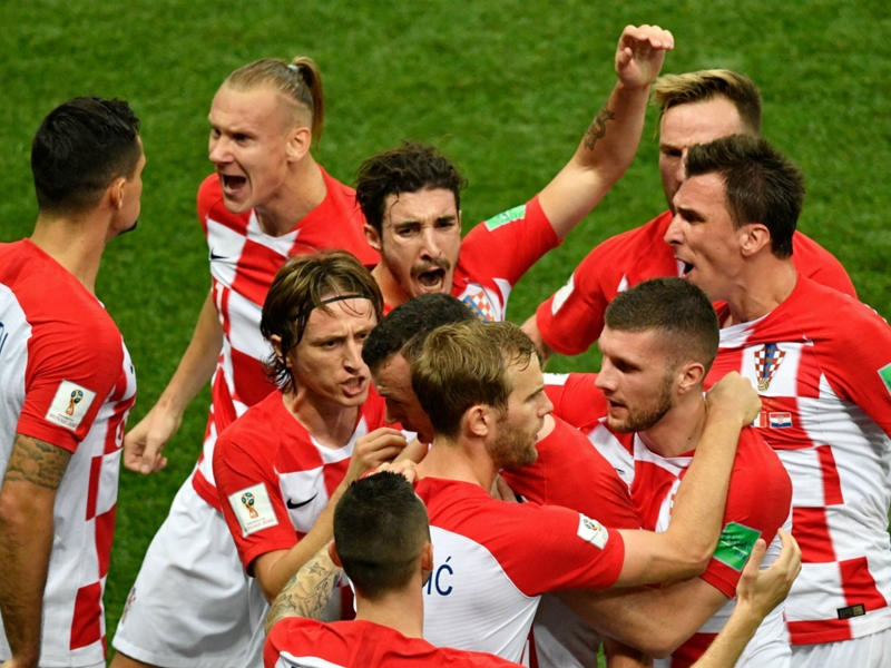 Thank you, Croatia, for the most beautiful World Cup fairytale - but there is no happy ending