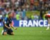 Kylian Mbappe Luka Modric France Croatia World Cup 07/15/18
