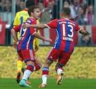 Bayern 4-0 Hoffenheim: Seven points clear