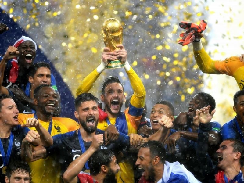 'Africa's first World Cup title…but in French colours' - Oliseh sends hilarious congratulatory message to France