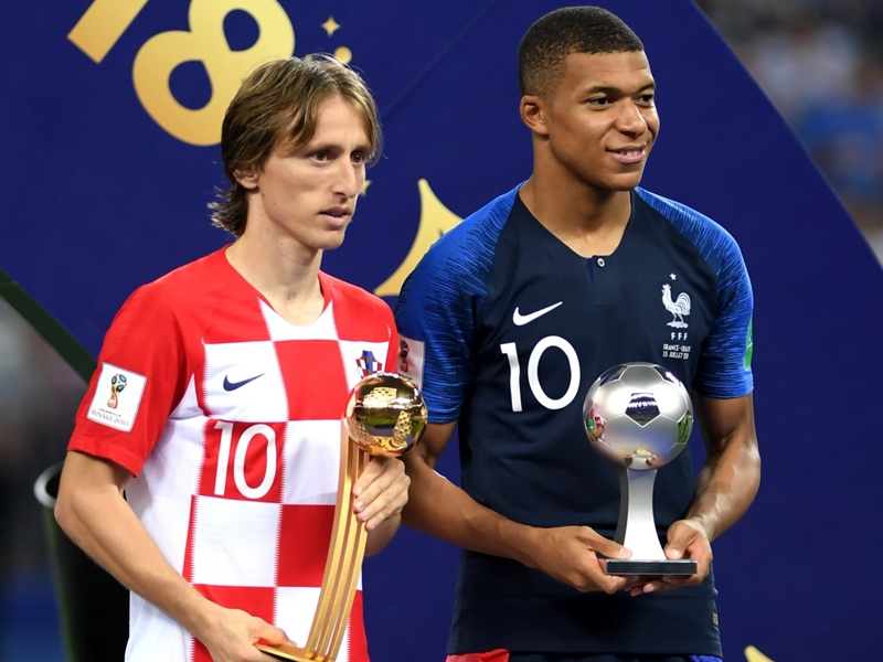 Modric, De Bruyne, Mbappe and the Goal Pressure Index Team of the Tournament