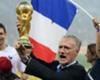 Didier Deschamps France Croatia World Cup 15072018