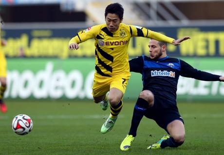 Ratings: Paderborn 2-2 Dortmund