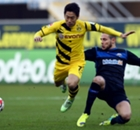 Ratings: Paderborn 2-2 Dortmund