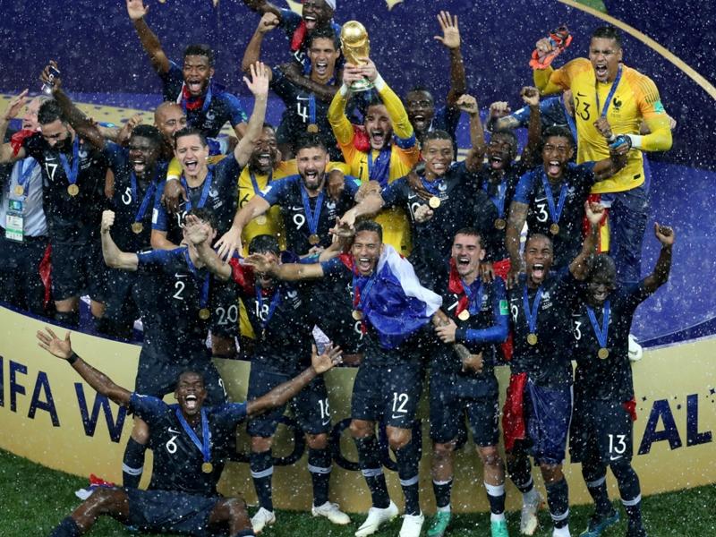Coupe du Monde 2018 - L'événement a rapporté 12,5 milliards d'euros à la Russie