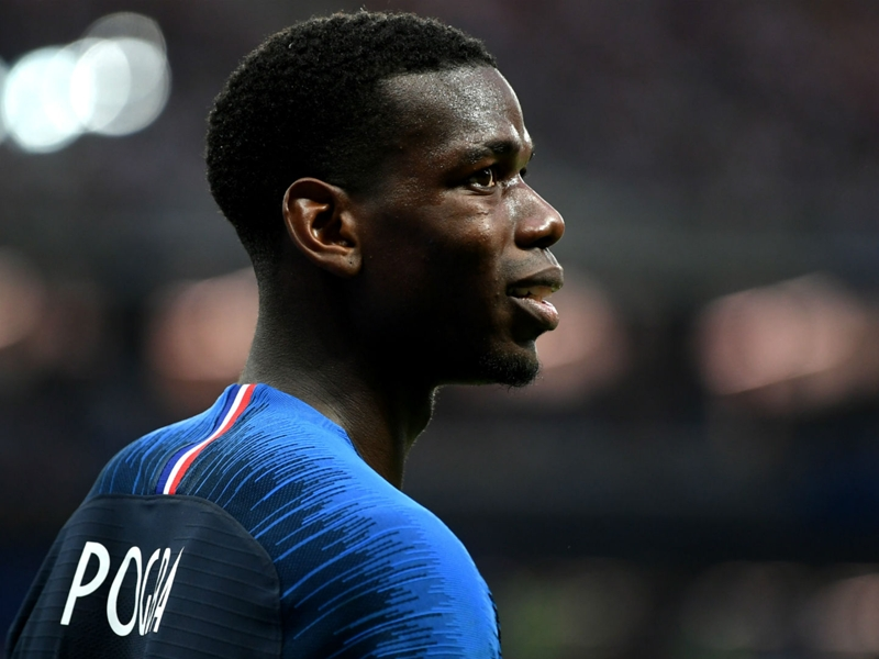 Pogba backed by Ibrahimovic to get even better after inspiring France's World Cup win