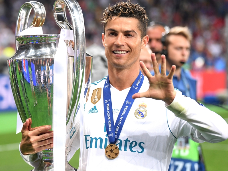 'Real Madrid selling Ronaldo a historic error' - Calderon questions €112m Juventus deal