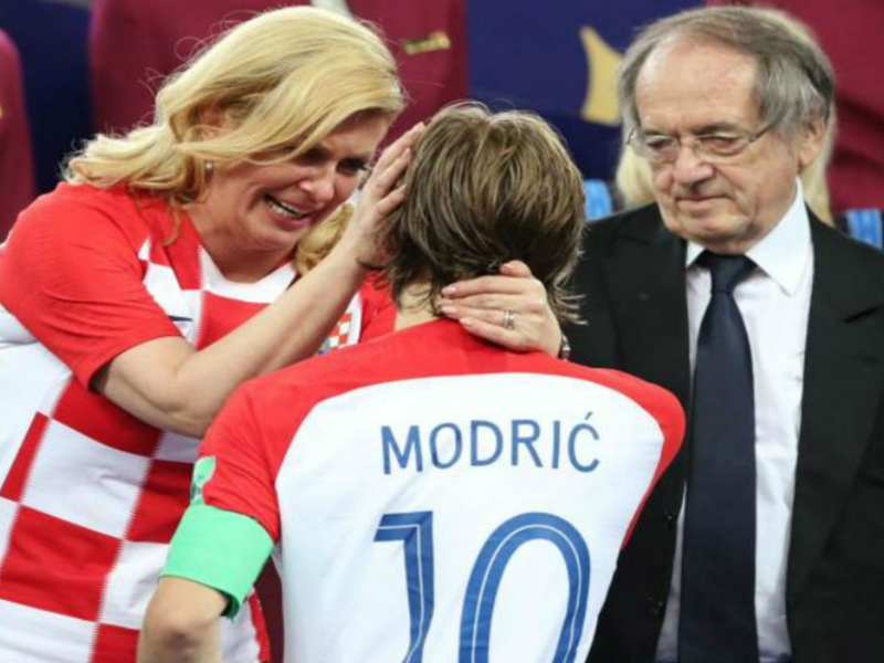 Thank you Croatia, true winners of the World Cup
