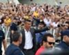 Ronaldo arriving J Medical Center