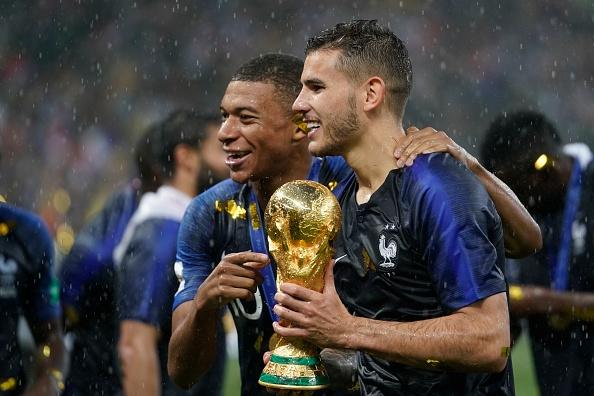 Coupe du Monde - La France titrée avec la plus faible possession (34,2%) pour un finaliste