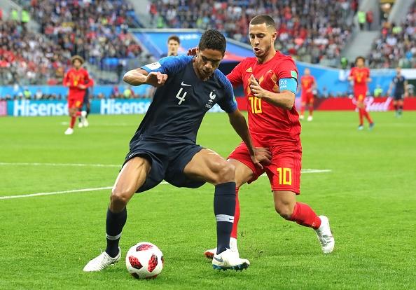 Raphaël Varane, Luka Modric, Eden Hazard ... L'équipe-type de la Coupe du Monde 2018
