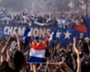 France's World Cup trophy parade