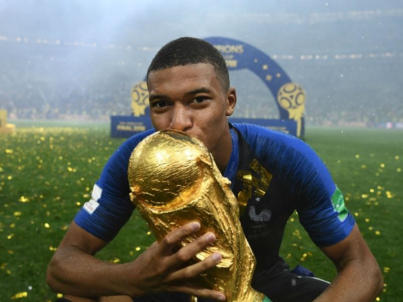 """France, Kylian Mbappé pense déjà à 2022 : """"Une sensation unique que je veux revivre"""""""