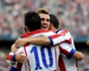 Atletico Madrid 3-1 Malaga: Unconvincing champions halt in-form visitors