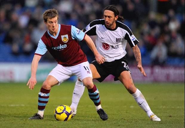 I won't celebrate should I score against West Brom - Fulham's Jonathan Greening