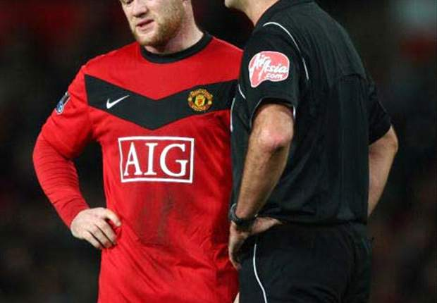 Chelsea - Manchester United special: Will red card specialist Martin Atkinson send off 'backchat king' Wayne Rooney?