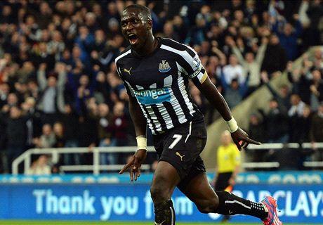 Sissoko strikes as Newcastle win again