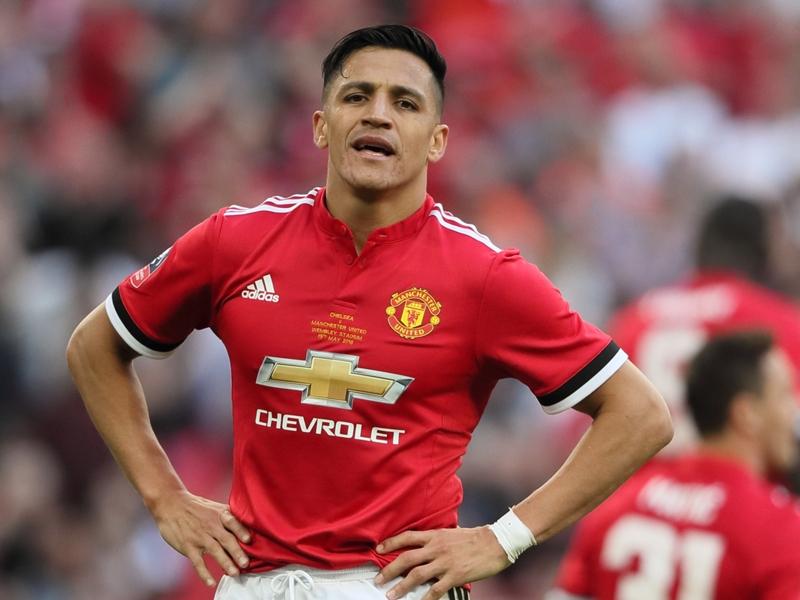 Alexis Sanchez retrouve Manchester United pour la tournée américaine