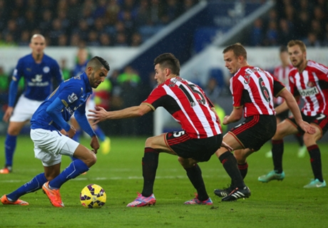 Leicester 0-0 Sunderland: Drought