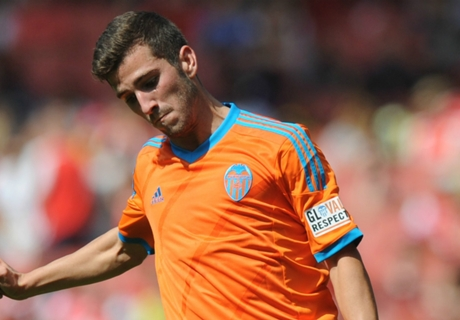 Transfer Talk: Madrid want Jose Gaya