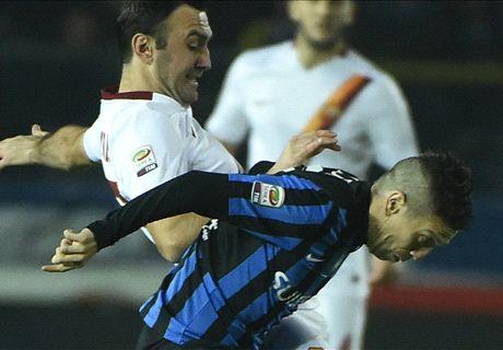 Player Ratings: Atalanta 1-2 Roma
