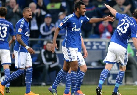REVIEW: Schalke Hambat Laju Wolfsburg